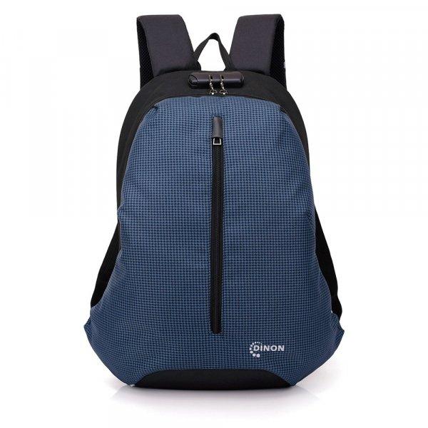 """Mochila Para Notebook Color Azul 30x13x50 cms 15.6"""""""