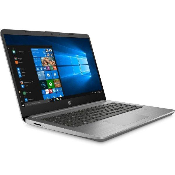 "Notebook HP 340S G7 i3-1005G1 Ram 8 GB SSD 256 GB Led 14"" W10 Pro"