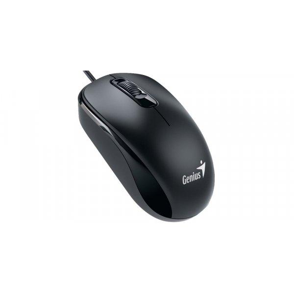 Mouse Genius DX-120 Color Negro USB G5