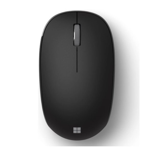 Mouse Microsoft Bluetooth Matte Black 3 Botones