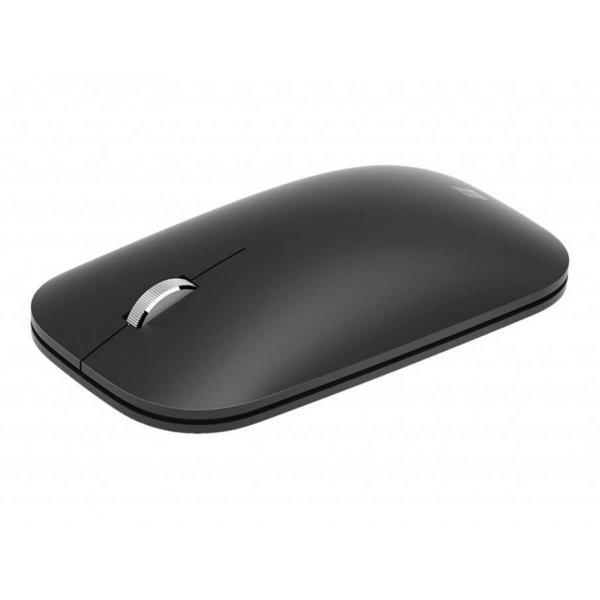 Mouse Microsoft Modern Mobile Black Inalámbrico