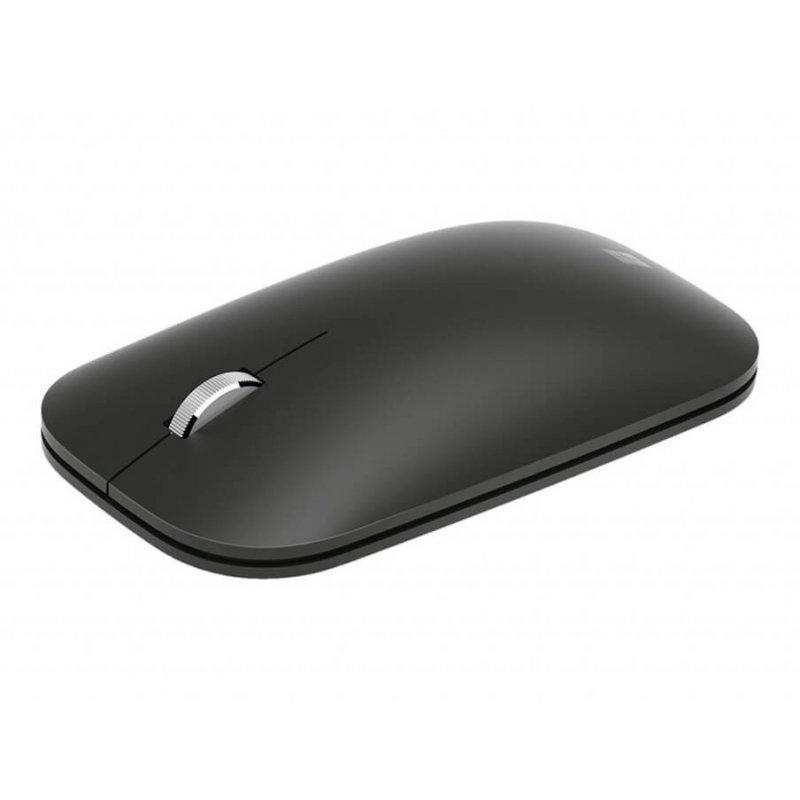 Mouse Microsoft Modern Mobile Black Inalámbrico