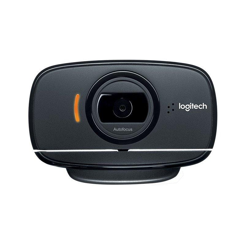 WebCam Logitech B525 2MP 1280 x 720 Pixeles USB 2.0, Negro
