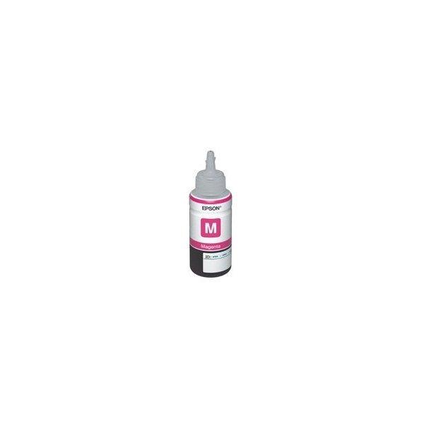 Botella de Tinta Epson Ecotank T664320-AL Magenta