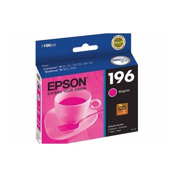 Cartucho de Tinta Epson T196320-AL Magenta