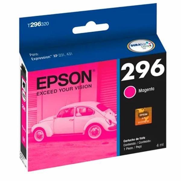 Cartucho de Tinta Epson T296320-AL Magenta
