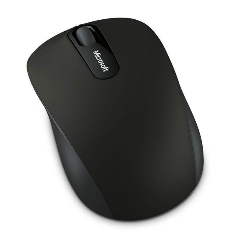 Mouse Microsoft Mobile 3600 Inalambrico Bluetooth Negro