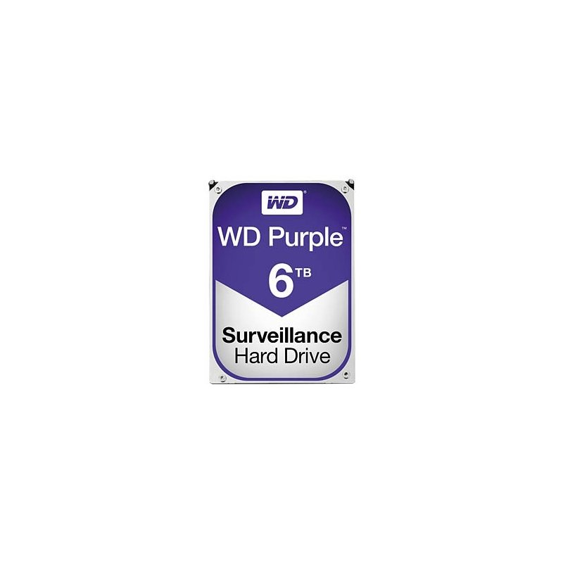 Disco Duro Wester Digital 6TB Purple