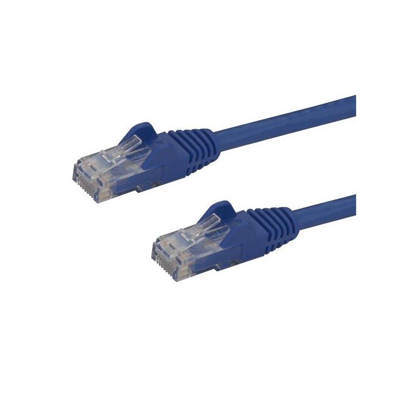 Cables Startech de Conexión Cat 6 2mts Azul