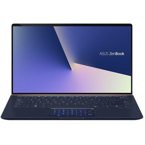 "Notebook ASUS ZenBook i7-10510U Ram 16GB SSD 512GB Led 14"" W10 Pro"