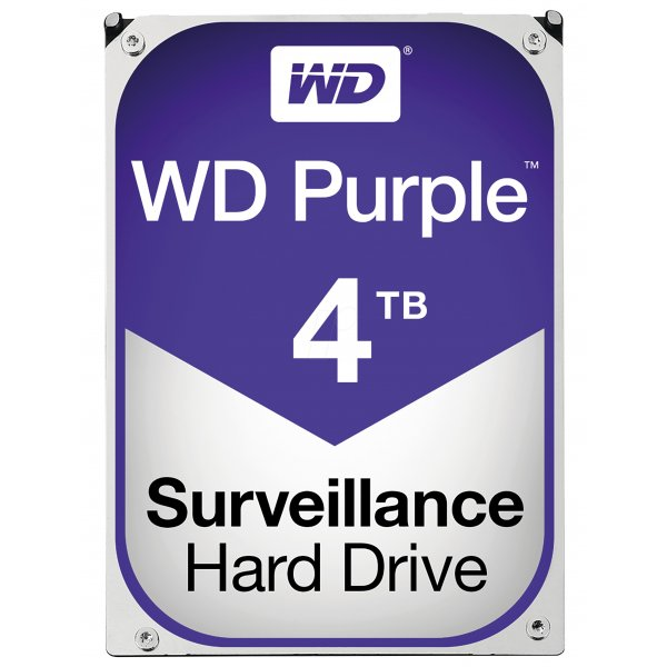 Disco Duro Wester Digital 4TB Purple