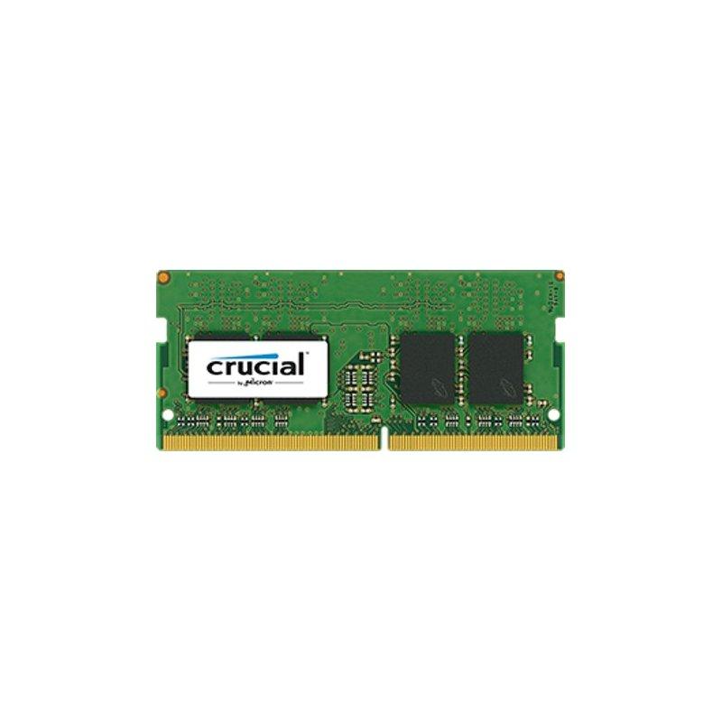 Memoria RAM Crucial 8GB (DDR4 - 2400MHz - SODIMM)