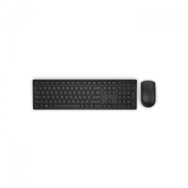 Kit Mouse Teclado Dell KM636