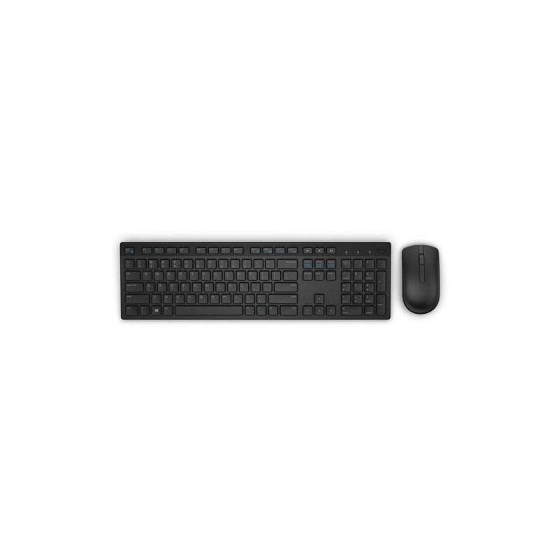 Kit Mouse Teclado Dell KM636