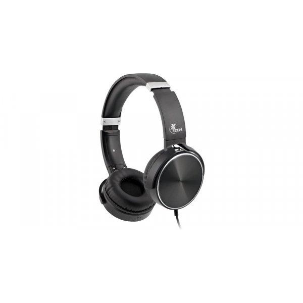 Audífono Xtech Spiral con Micrófono