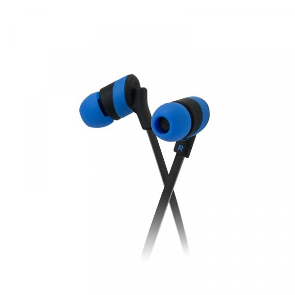 Audífono KlipX KolorBudz Azul