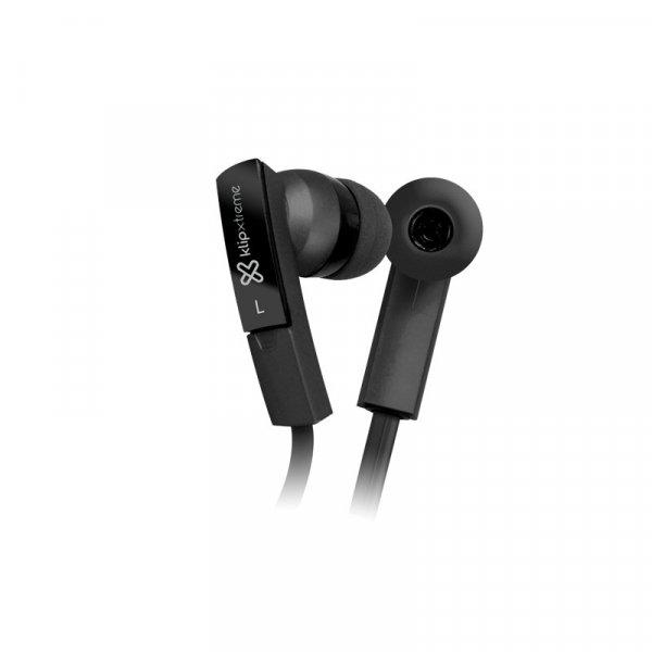 Audífonos KlipX BeatBuds Negro