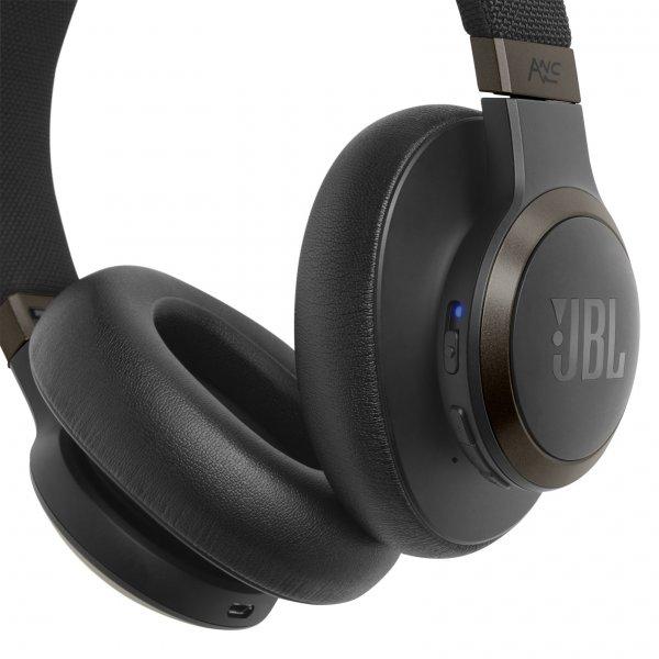 Audífono JBL Live 650 BTNC Inalámbrico