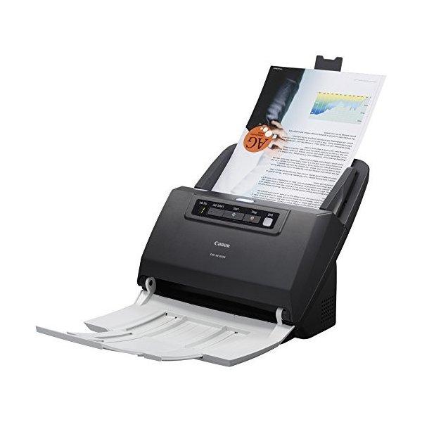 Escaner Canon imageFormula DR-M160II Escáner Color Escaneado Dúplex USB 2.0 600DPI Negro