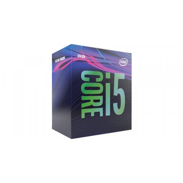 Procesador Intel Core i5-9400 Coffee Lake LGA1151v2 6-Core 2.9/4.1GHz UHD 630