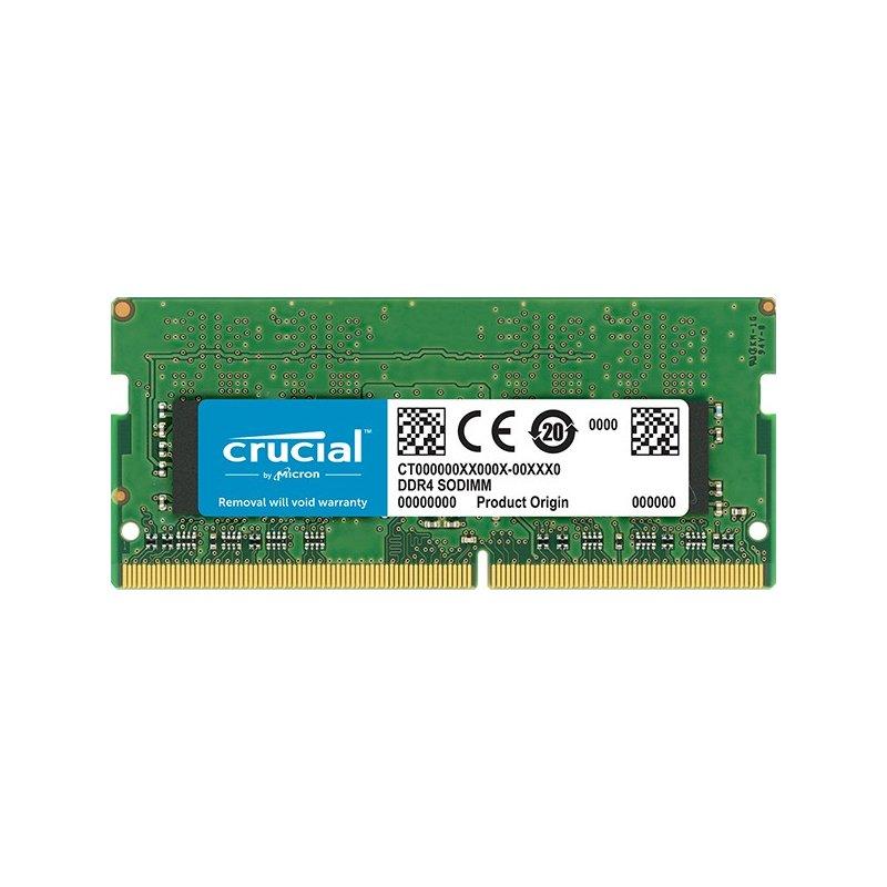 Memoria RAM Crucial 16GB (DDR4 - 2400Mhz - SODIMM)