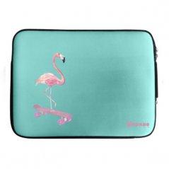 Funda Sleeve Neopren Flamingo