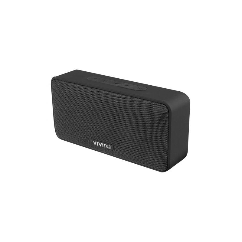 Parlante Vivitar Bluetooth Speaker Black
