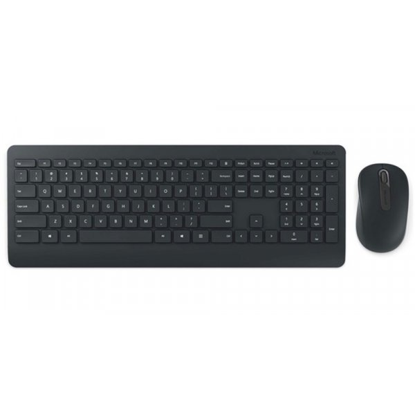 Kit Mouse + Teclado Microsoft Wireless Desktop 900 Inalambrico