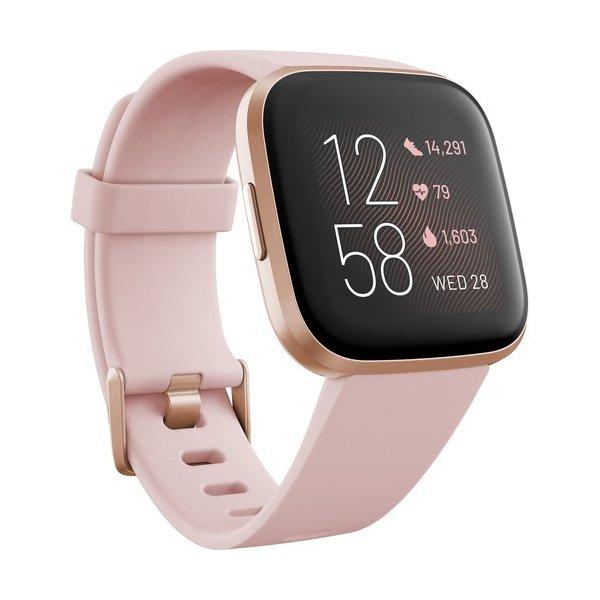 SmartWatch Fitbit Versa 2 Special Edition Health Rosado