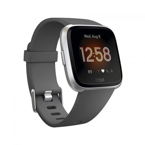 SmartWatch Fitbit Versa Lite Edition Gris Plata