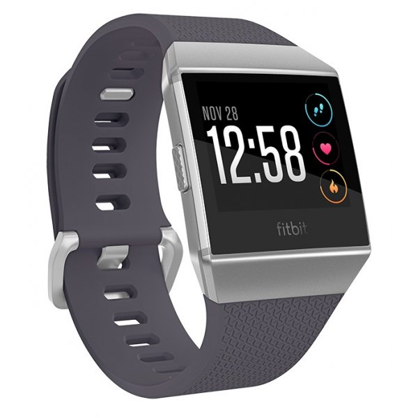 Smartwatch Fitbit Ionic Gris/Azul