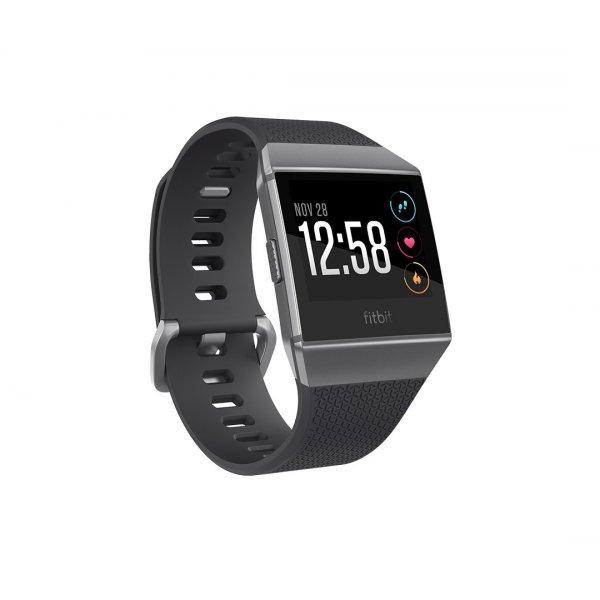 Smartwatch Fitbit Ionic Fitness Smoke Grey