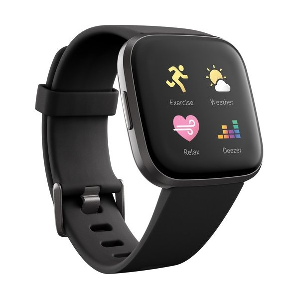 SmartWatch FitBit Versa 2 Special Edition Negro