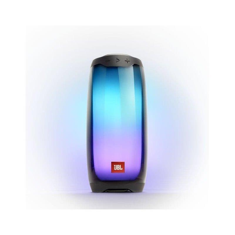 Parlante Portátil JBL Pulse 4 Bluetooth IPX7 Waterproof Negro