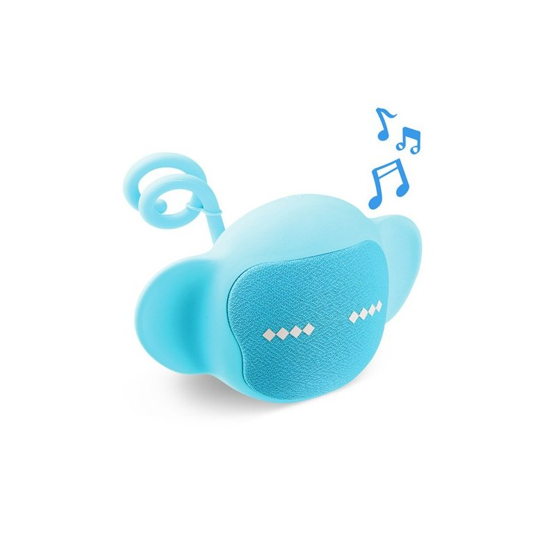Parlante portátil Xtech BABOOM Bluetooth