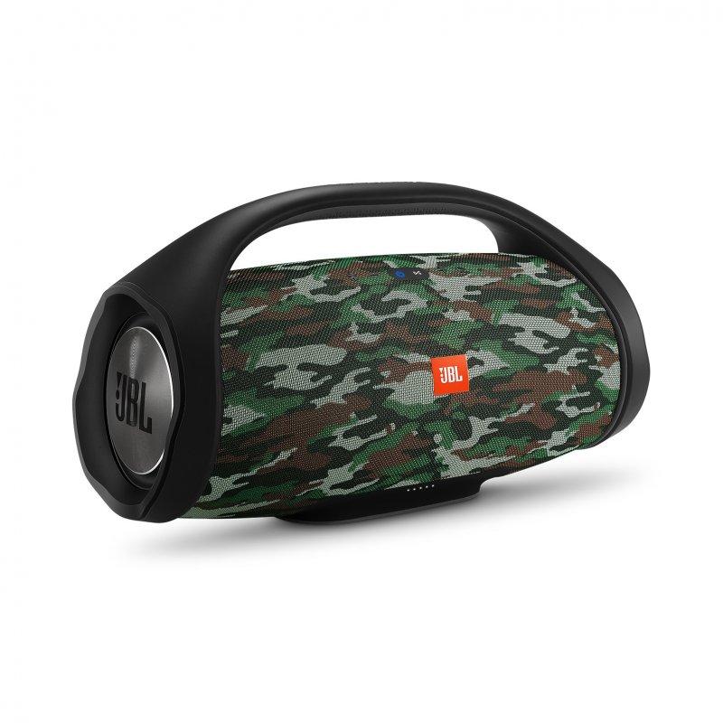 Parlante Portátil JBL Boombox Bluetooth 4.2 IPX7 Waterproof Camuflaje