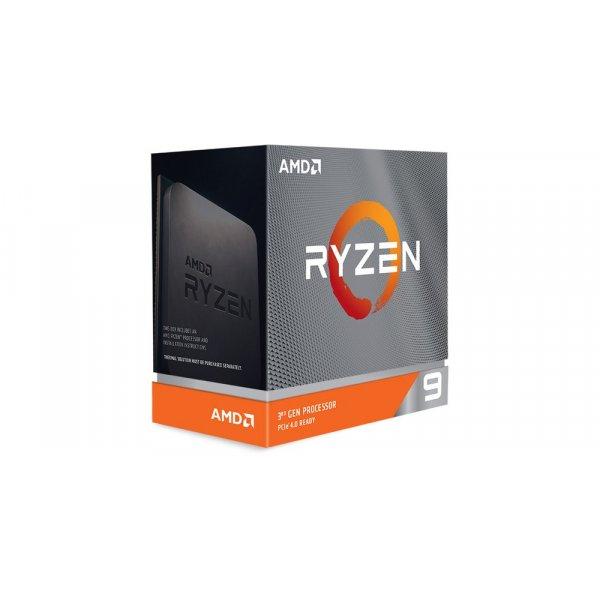 AMD Ryzen 9 3900XT 12 Cores & 24 Threads 3.8GHz 4.7 GHz Max Socket AM4 105W Sin Fan