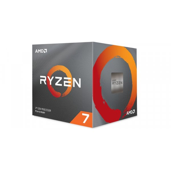 Procesador AMD RYZEN 7 3700X 8-Core 3.6 GHz 4.4 GHz Max Boost Socket AM4 65W Sin Graficos