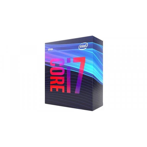 Procesador Intel i7-9700 Coffee Lake 8-Core 3.0 GHz 4.7 GHz Turbo Socket LGA 1151-v2 9 Gen 65W