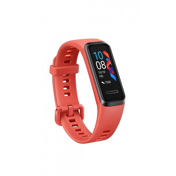 Smartwatch Huawei Banda 4 Pro Red