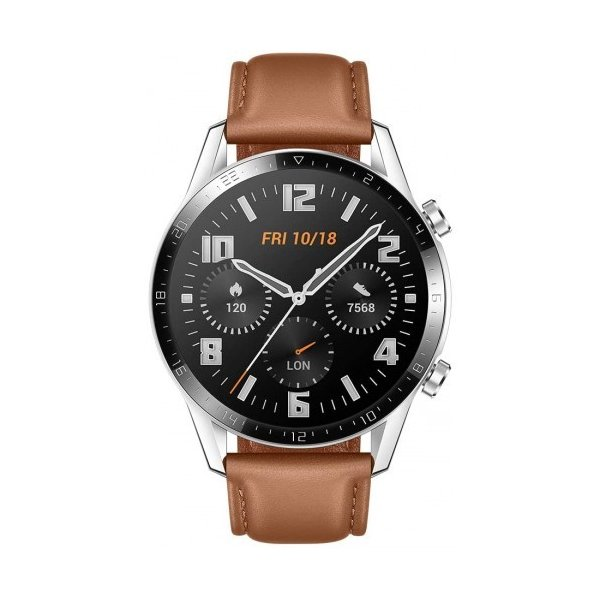 Smartwatch Huawei GT 2 Classic Bluetooth Pebble Brown Latona