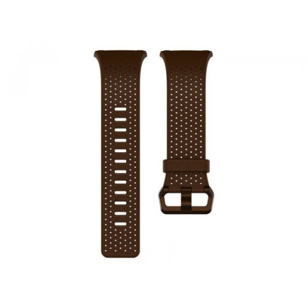 Pulsera de Cuero Fitbit Perforated Leather Band para Ionic Watch