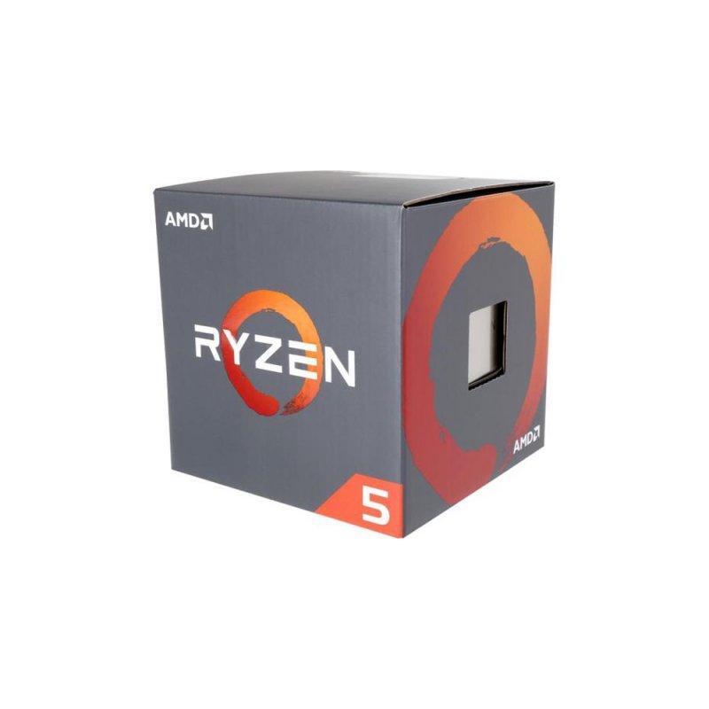 Procesador AMD Ryzen 5 2600 AM4 6 Cores 12 hilos 3.4/3.9GHz DDR4