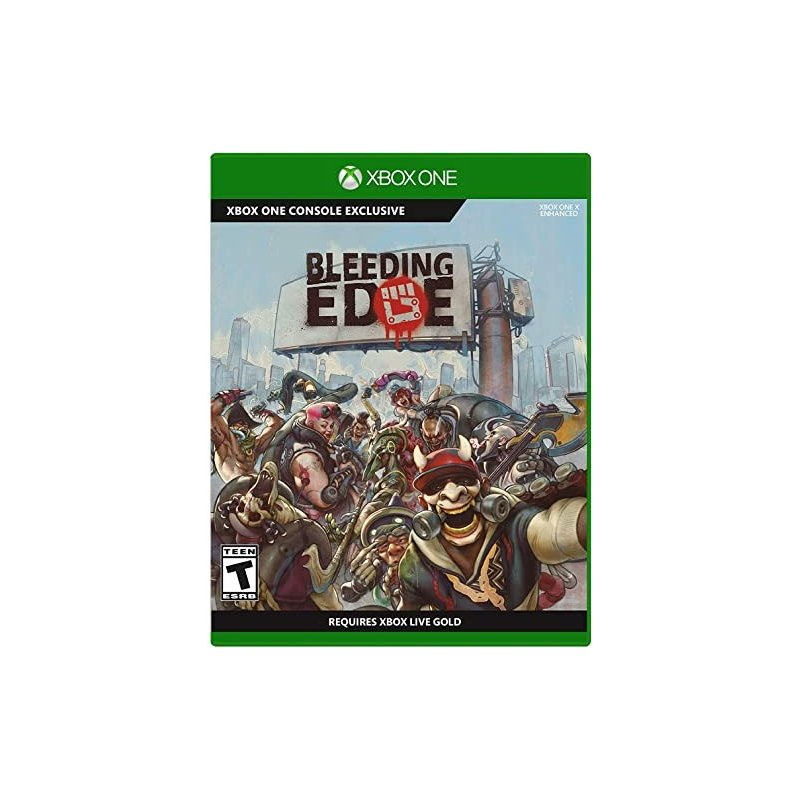 Videojuego Xbox One Bleeding Edge