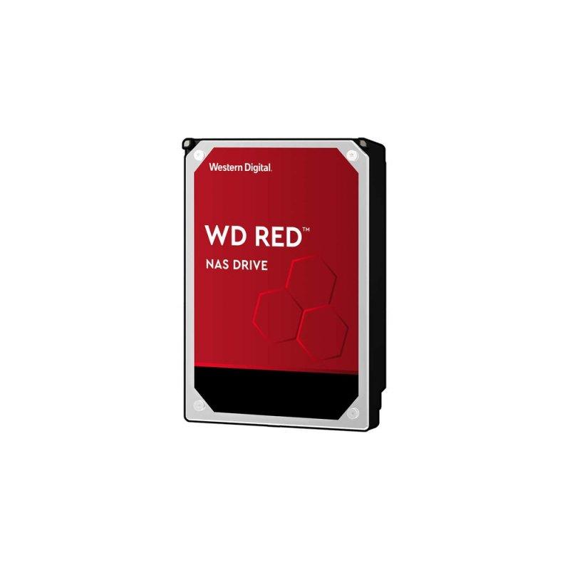 Disco Duro Western Digital Red 6 TB NAS 5400 RPM SATA 6Gb/s 256 MB