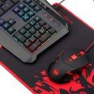 Combo Gamer 4 en 1 Redragon Waveimpact S103 Teclado Mecánico + Mouse + MousePad + Audífonos