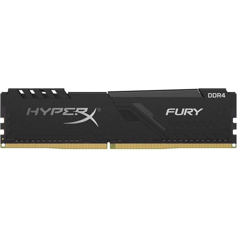 Memoria Ram HiperX FURY Black 16GB 2400MHz DDR DIMM