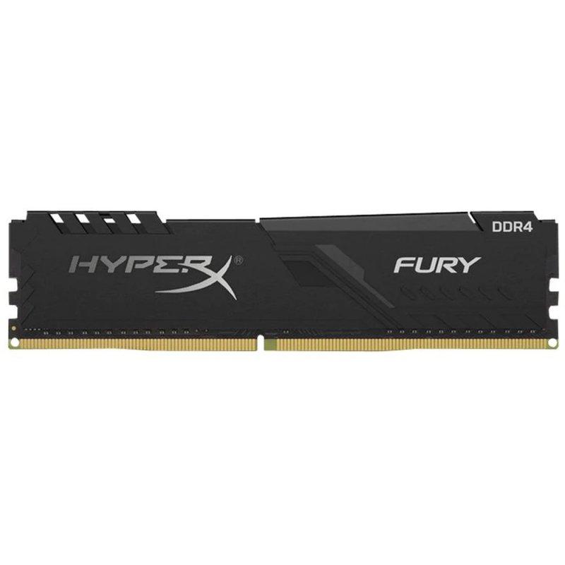 Memoria RAM HyperX Fury Black de 16GB DDR4 3200MHz CL16 DIMM