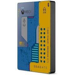Disco Duro Externo 2TB SEAGATE Game Drive Edición Especial Cyberpunk 2077