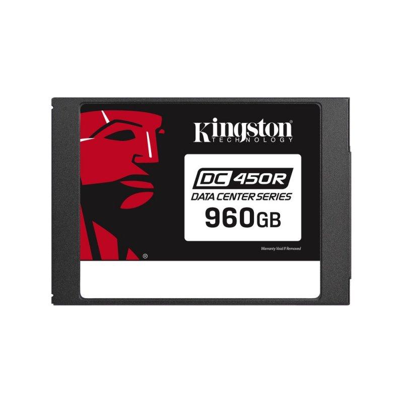 Disco estado sólido Kingston DC450R de 960GB SSD SATA Cifrado Alto rendimiento